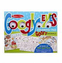 Раскраска - Забавные животные (Melissa&Doug, 5165M_md)