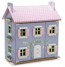 Домик игрушечный для кукол - Лавандовый (Le Toy Van, H108B)