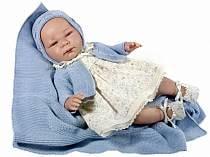 Кукла Химена, с пледом, 46 см. (Asi, 464160)