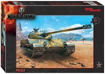 Пазл WORLD OF TANKS, 160 элементов (Step Puzzle, 94031)