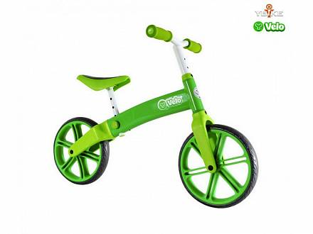 Велобалансир 1 00001 Y-volution Y-Velo Balance bike green