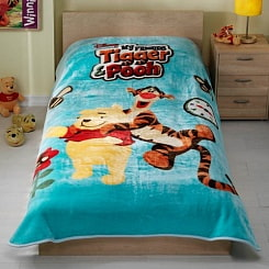 Детский плед My Friends Tigger & Pooh (Тac, 71003924)