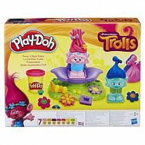 Игровой набор из серии Play-Doh - Тролли (Hasbro, B9027121)