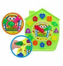 Обучающие часы (S+S Toys, 100799147)