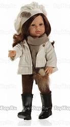 Кукла Эшли, 40 см (Paola Reina, 06060_paola)