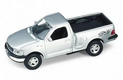 Коллекционная машинка Ford F150 Pick up. 2007, масштаб 1:34-39 (Welly, 49737) - миниатюра