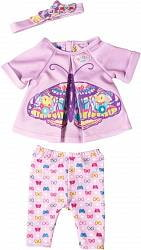 Удобная одежда для дома для куклы Baby Born, с вешалкой (Zapf Creation, 823-545)