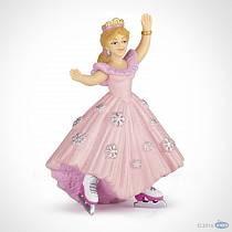 Принцесса в розовом на коньках (Papo, 39126_papo)
