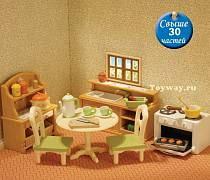 Sylvanian Families - Кухня в коттедже (Sylvanian Families, 5033st)
