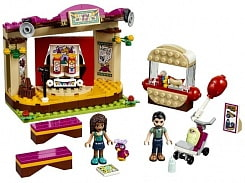 Конструктор из серии Lego Friends - Сцена Андреа в парке (Lego, 41334-L)