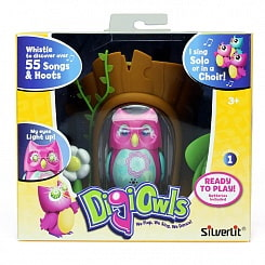 Сова с домиком DigiFriends-DigiOwls (Silverlit, DigiFriends, 88359)