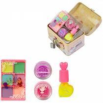 Игровой набор детской декоративной косметики в сундучке - Beauty and the Beast (Markwins, 9705551)
