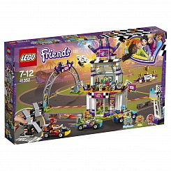Конструктор Lego Friends - Большая гонка (Lego, 41352-L)