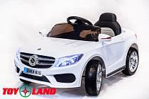 Электромобиль Mercedes MB белый (ToyLand, XMX 815 Б)