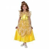 Карнавальный костюм Дисней – Принцесса Белль, размер 28 (Батик, 7062-28)