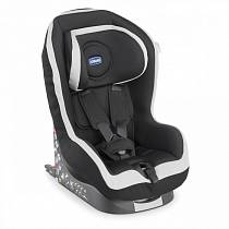 Автокресло Go-One Isofix Coal, группа 1 - 12м+ (Chicco, 7981922st)