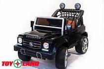 Электромобиль – MB DK-F008, черный, свет и звук (Toyland, DK-F008 Ч)