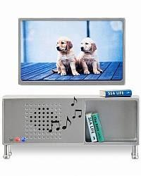 Мебель для домика - Музыкальный центр и телевизор серого цвета (Lundby, LB_60904000)
