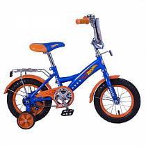 "Детский велосипед – Hot Wheels, 12"", GW-тип, сине-оранжевый (ST12011-GWsim)"
