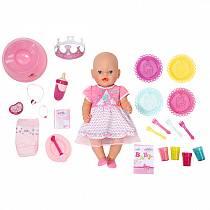 Кукла из серии Baby born интерактивная - Праздничная, 43 см. (Zapf Creation, 823-095)