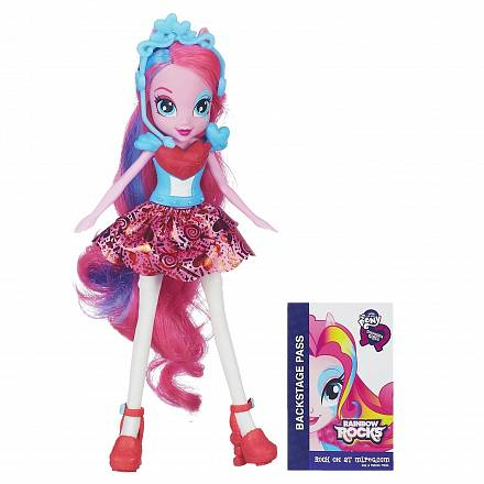 Кукла-пони Pinkie Pie  Equestria Girls