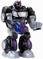 Робот трансформер, черный (Hap-p-Kid, 4043T)