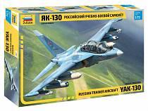 Сборная модель - Российский учебно-боевой самолёт Як-130 (Звезда, 7307з)