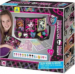 Мозаика-клатч Monster High  (Orb Factory, 00283OR)