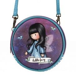 d134965b618e Сумка маленькая круглая через плечо - Bubble Fairy (Santoro London,  s907GJ03). Купить
