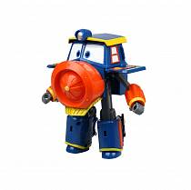 Robot Trains. Трансформер Виктор 10 см (Silverlit, 80168RT)
