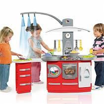 Детская игровая кухня со светом и техникой (Molto, 7150)