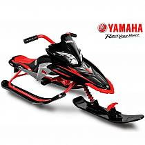 Снегокат - Yamaha Apex Snow Bike, Titanium black/red (Snow Moto, 6142RT)