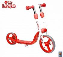 Беговел-самокат 100610 Y-volution Y-VELO LOOPA, red (Y-Bike, 4915RT)