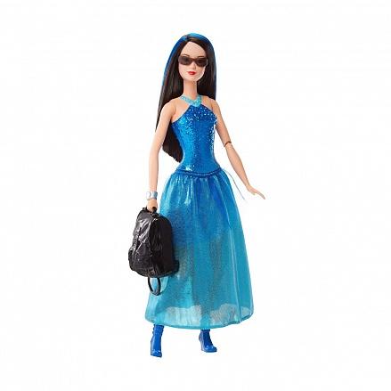 кукла Barbie из серии шпионский отряд секретный агент рене