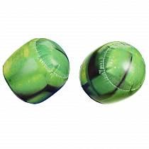 Набор Черепашек Ниндзя - надувные тренировочные перчатки, серия Dojo (Playmates, 92241)