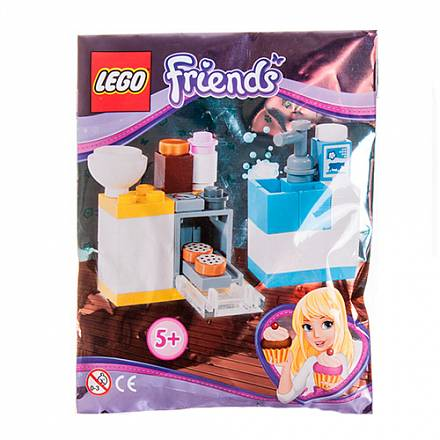 Lego Friends. Лего Фрэндз . Кухня для суперкулинаров