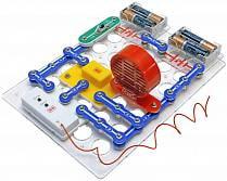 Конструктор электронный - Первые шаги в электронике - Набор C, 34 схемы (Знаток Плюс, 70198)