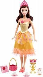 Кукла Белль на королевском балу (Mattel, CJK90-CJK89)
