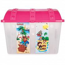 Контейнер для игрушек - Сундук (Pilsan, 6189plsn)