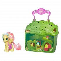 Пони Мейнхеттен My Little Pony – Флаттершай (Hasbro, b5391-b3604)