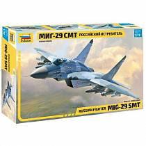 Модель сборная - Самолет МиГ-29 СМТ (Звезда, 7309з)