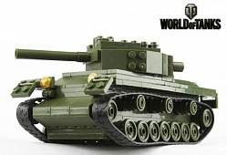 Конструктор World of Tanks – КВ-85 1943 (Zormaer, 65217) - миниатюра