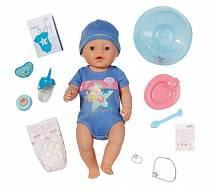 Кукла - интерактивный мальчик BABY born (Zapf Creation, 820-445)
