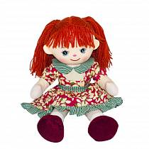 Мягкая кукла Рябинка, 30 см. (Gulliver, 30-BAC8039-30)
