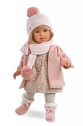 Кукла Мартина в шапочке, 40 см. (Llorens Juan, S.L., L 54016veg)