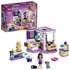 Конструктор Lego Friends - Комната Эммы (Lego, 41342)