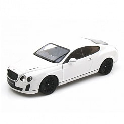 Модель машины – Bentley Continental Supersports, 1:18 (Welly, 18038)