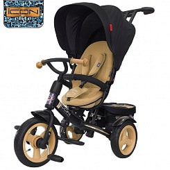 Велосипед RT ICON elite NEW Stroller by Natali Prigaro Gold (ICON RT original, 6345rt)