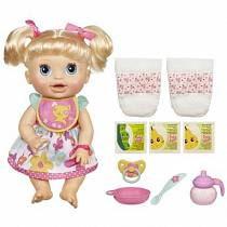 Кукла Baby Alive (Hasbro, A3684H)