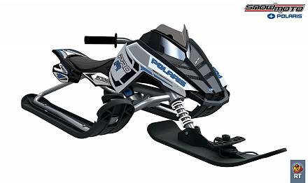 Снегокат Snow Moto Polaris Rush Blue&White